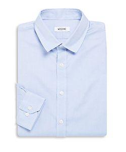 Moschino   Muted Cotton Dress Shirt
