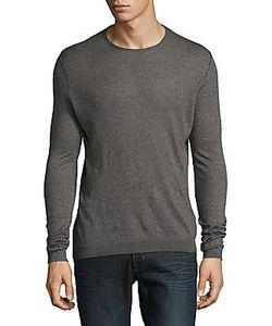 Zadig & Voltaire   Teiss Cotton Heathe Pullover