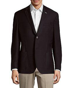 Michael Bastian | Long-Sleeve Wool Blazer