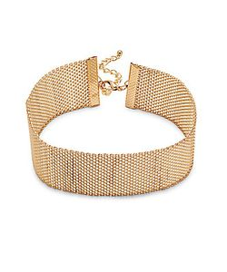 Gemma Simone | Wide Choker Necklace