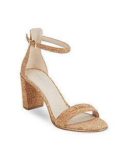 Kenneth Cole | Lex Open Toe Block-Heel Sandals