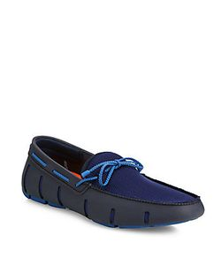 Swims | Braided Lace Loafers