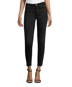 Polo Ralph Lauren | High-Rise Skinny Jeans