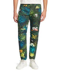 G-Star Raw | Elwood X Pharrell Aloha-Print Pants