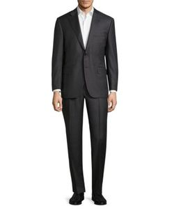 Canali | Regular-Fit Wool Suit