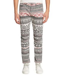 G-Star Raw | Straight-Fit Glyph Printed Jeans