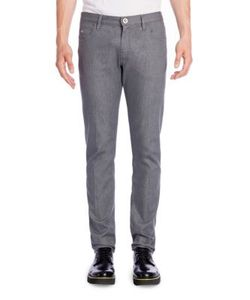 Emporio Armani | Straight-Fit Five Pocket Jeans