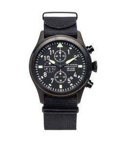 Jack Mason | Aviator Chronograph Strap Watch
