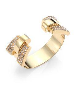 Ca & Lou | Tilda Pave Crystal Cuff Bracelet/Tone