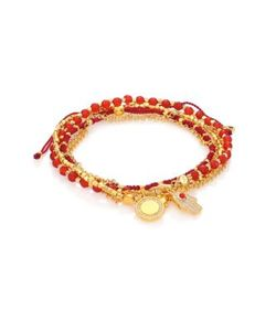Astley Clarke | Biography Hamsa In Safe Hands White Sapphire Red Agate Carnelian