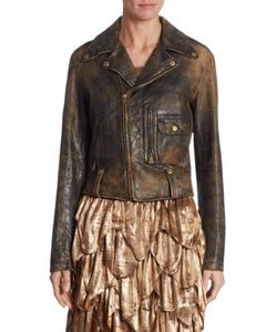 Ralph Lauren Collection | Dwight Leather Jacket