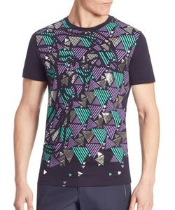 Versace Collection   Medusa Graphic Tee