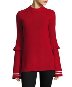 Mother Of Pearl   Rubi Bell Sleeve Sweater