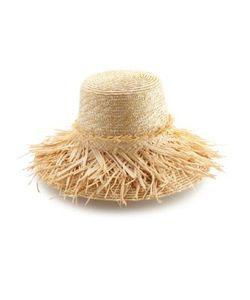 Lola Hats | Hula Skirt Raffia Sun Hat