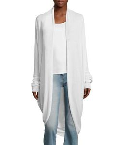 The Row   Long Cashmere Cardigan
