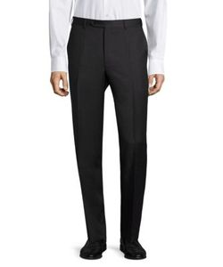 Canali | Regular-Fit Wool Pants