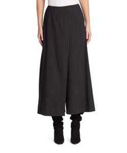 Ralph Lauren Collection | Rosalyn Wool Culottes