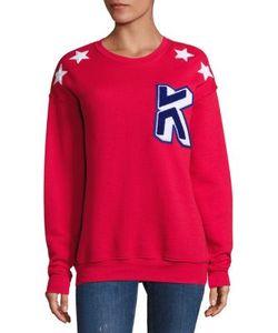 Koza | K Star Applique Sweatshirt