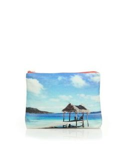 Samudra   Surf Jaipur Cotton Canvas Pouch