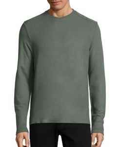 Ovadia & Sons   Thermal Patch T-Shirt