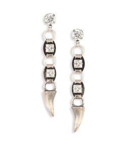 Dannijo | Ohana Crystal Drop Earrings