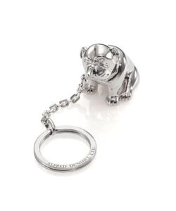 Dunhill | Bulldog Key Ring