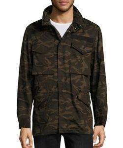 Ovadia & Sons   Uflage Patchwork Jacket