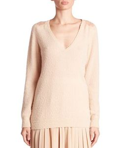 Agnona | Cashmere V-Neck Sweater