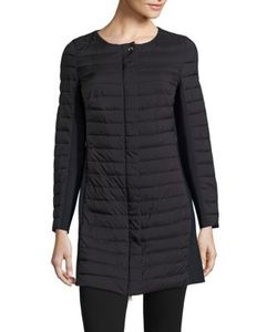 Herno | Paneled Puffer Coat