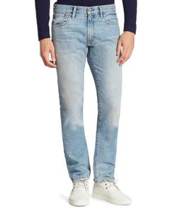 Polo Ralph Lauren | Straight-Fit Sullivan Cotton Jeans