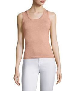 M Missoni | Ribbed Tank Top