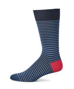 Paul Smith | Two-Stripe Dress Socks