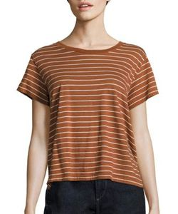 Vince | Classic Striped Tee