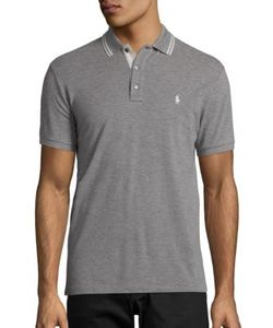 Polo Ralph Lauren | Custom-Fit Cotton Mesh Polo