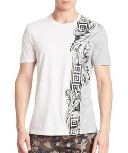 Versace Collection   Giroco Graphic Tee