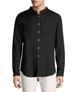 John Varvatos | Solid Slim-Fit Shirt