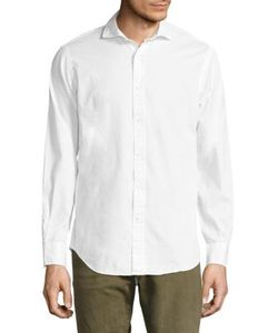 Polo Ralph Lauren | Twill Cotton Casual Button Down Shirt