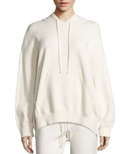 Vince | Oversized Cotton Hoodie