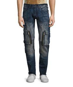 Prps | Windsor Skinny New Hybrid Moto Jeans