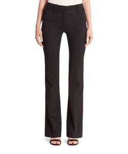 Altuzarra | Solid Wool-Blend Pants