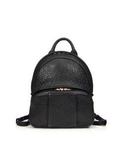Alexander Wang | Dumbo Studded Pebbled Leather Backpack
