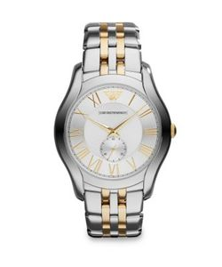 Emporio Armani | Two-Toned Stainless Steel Watch