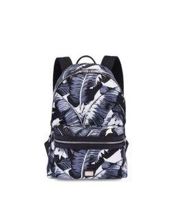 Dolce & Gabbana | Palm Leave-Printed Backpack