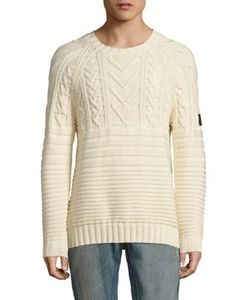 Belstaff | Waresley Mixed Patterned Sweater