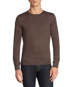 Isaia | Long Sleeve Cashmere Tee