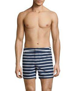Ralph Lauren | Mayfair Striped Swim Trunks