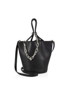Alexander Wang | Roxy Large Leather Bucket Bag