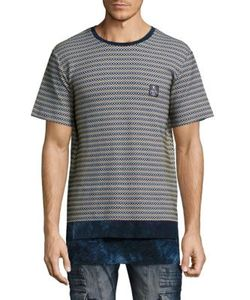Prps | Check Knitted Tee