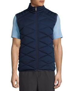 Vilebrequin | Frais Reversible Packable Quilted Vest