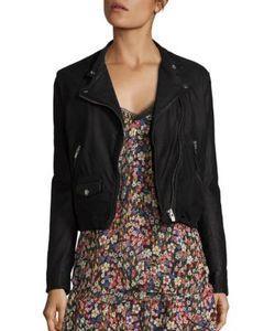 The Kooples | Zippe Leather Jacket